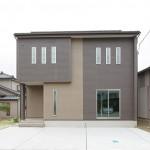 ハーバーハウスの施工事例 「上下シンプル分離型二世帯住宅」