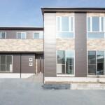 ハーバーハウスの施工事例 「完全分離型2世帯住宅・それぞれのスタイルで暮らす家」