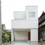 新潟市西区「White REVELTA ~ガレージピロティと小上がりのある家~」住宅完成見学会