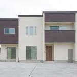 ハーバーハウスの施工事例 「2世帯:それぞれの空間を大切に。効率的なシンプルハウス」(MIRAI)