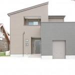 新潟市西区「ガレージ収納付!家事ラク動線と収納大充実の小上りダイニングのあるお家」住宅完成見学会