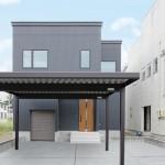 聖籠町「収納充実 ブルーがアクセントのシンプルハウス」住宅完成見学会