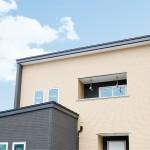 長岡市緑町「REVELTA インナーガレージのある共有型二世帯住宅」住宅完成見学会