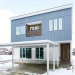 見附市緑町「中二階と吹抜けで開放感アップ 風通しの良い家」住宅完成見学会