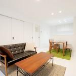 ハーバーハウスの施工事例 「切妻屋根とかわいいインテリアでつくるRONA風ハウス」(MIRAI)