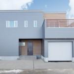 新潟市秋葉区滝谷町「REVELTA 趣味を楽しむインナーガレージとアウトドアリビングのある家」住宅完成見学会
