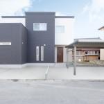 新発田市大手町「造作で理想の空間を実現 こだわり満載スタイリッシュモダンハウス」住宅完成見学会