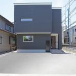 新潟市中央区女池「勾配天井で開放感アップ 2階LDKの家」 住宅完成見学会