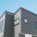 上越市頸城区上吉「鉄骨階段でこだわりの空間をつくる、モノトーンインテリアの家」住宅完成見学会
