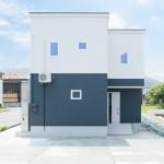 糸魚川市寺地「小上がり和室を多目的に使うシンプルモダンな家」住宅完成見学会