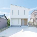新潟市西区鳥原「2階LDK×勾配天井 開放感あふれるナチュラルモダンハウス」住宅完成見学会