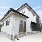 新潟市東区東中島「MIRAI プレーリースタイルの玄関共有型二世帯住宅」住宅完成見学会