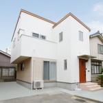 新潟市中央区天明町「高性能外壁採用!敷地を有効活用した南欧風ハウス」住宅完成見学会