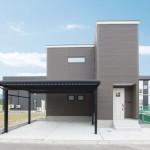 新発田市東新町「ライフスタイルを考えた設計プラン!ブルーがアクセントカラーの家」住宅完成見学会