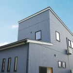 上越市昭和町「モザイクタイルがアクセントの収納たっぷりモダンハウス」住宅完成見学会