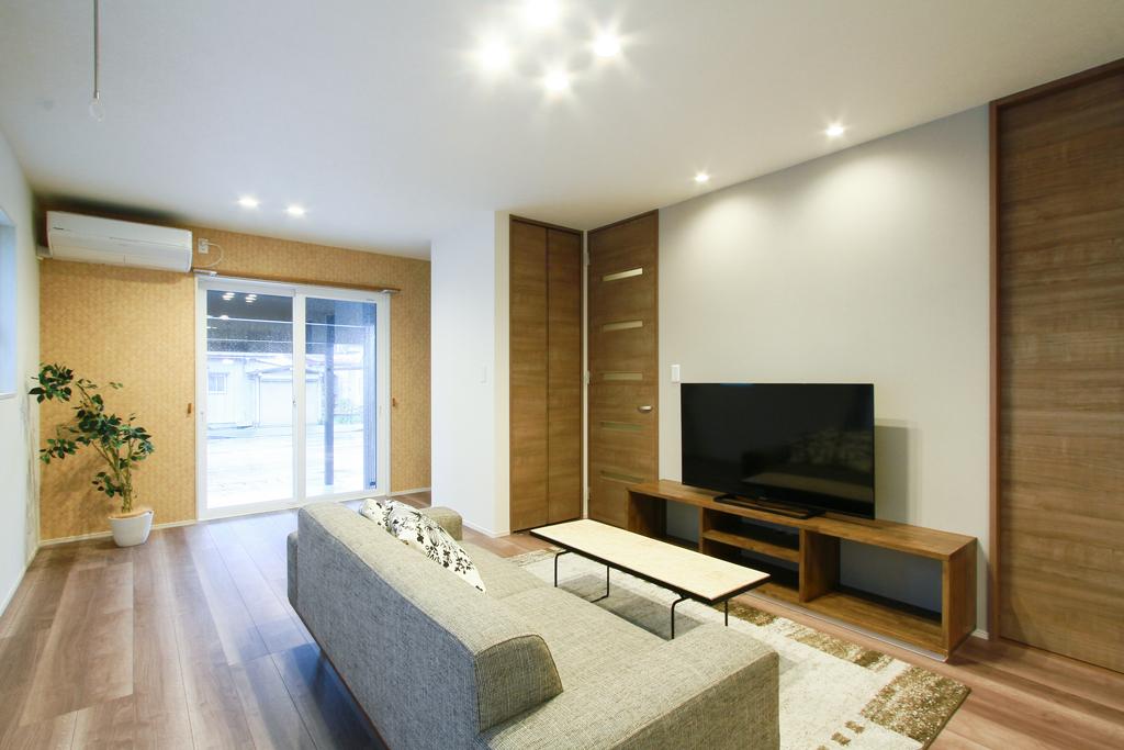 ハーバーハウスの新築 家づくり 事例「ロフト付きの洋室がある縦長LDKの家」