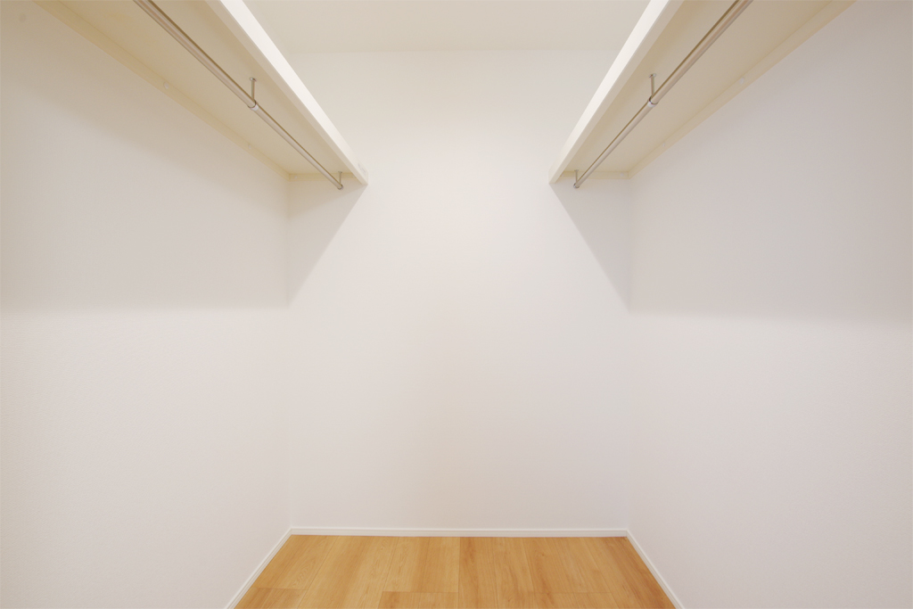 ハーバーハウスの新築 家づくり 事例「あったか床暖房の家事ラク動線の家」