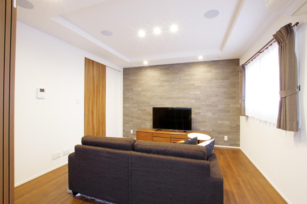 ハーバーハウスの新築 家づくり 事例「STORY ホームシアター対応の平屋プラン」