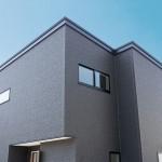 上越市国府「モダンスタイリッシュ ブラックボックスタイプの家」住宅完成見学会