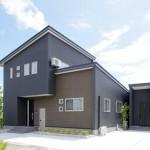 新潟市西区みずき野「防音のシアタールーム完備!南向きLDKとウッドデッキのある家」住宅完成見学会