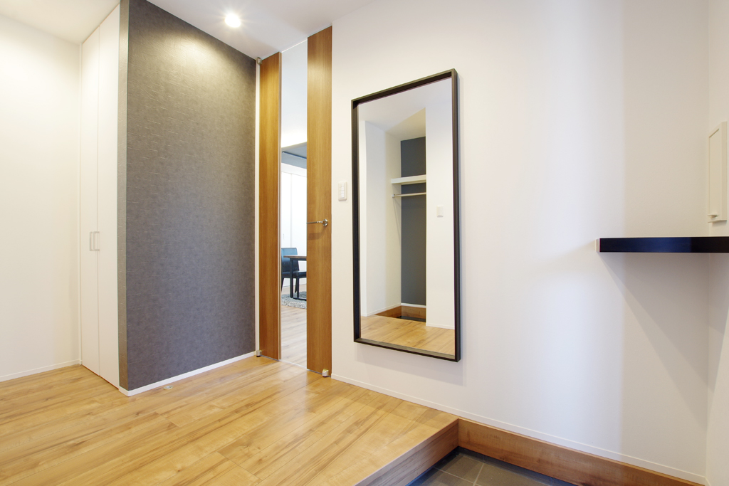 ハーバーハウスの新築 家づくり 事例「ORGA スタイリッシュなファサードと広々LDKの家」(ORGA)