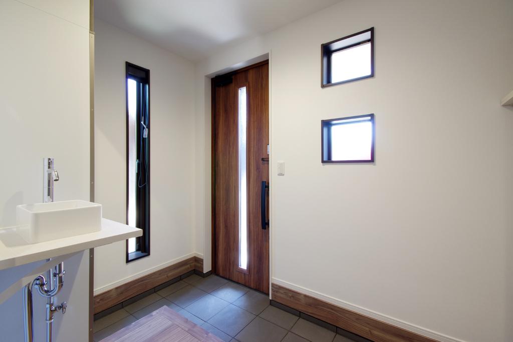 ハーバーハウスの新築 家づくり 事例「VISTA 限られた敷地を有効活用した3階建ての家」(VISTA)