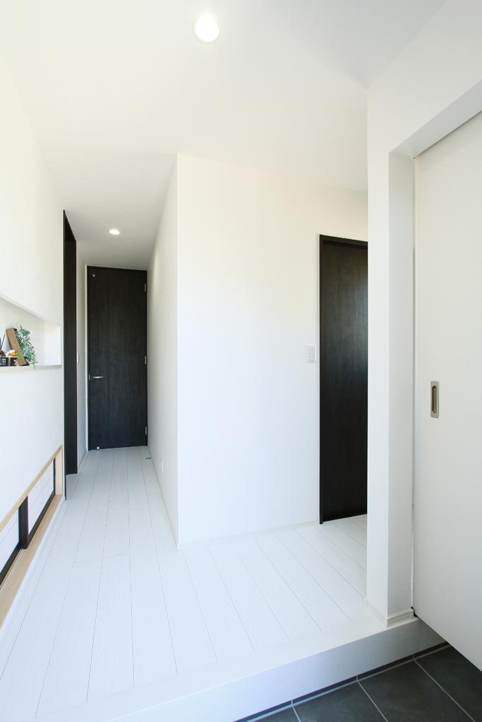 ハーバーハウスの新築 家づくり 事例「開放感のある27帖【大空間】LDKの家」(ECOLOGIA)