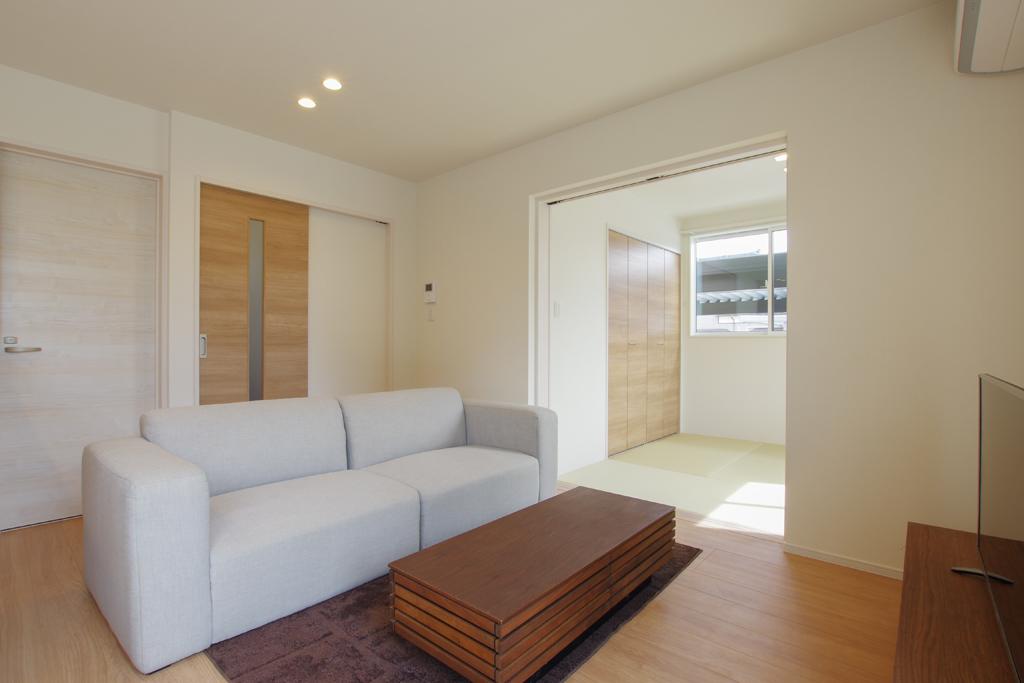 ハーバーハウスの新築 家づくり 事例「家事ラク動線&ランニングコスト低減で暮らしやすい家」