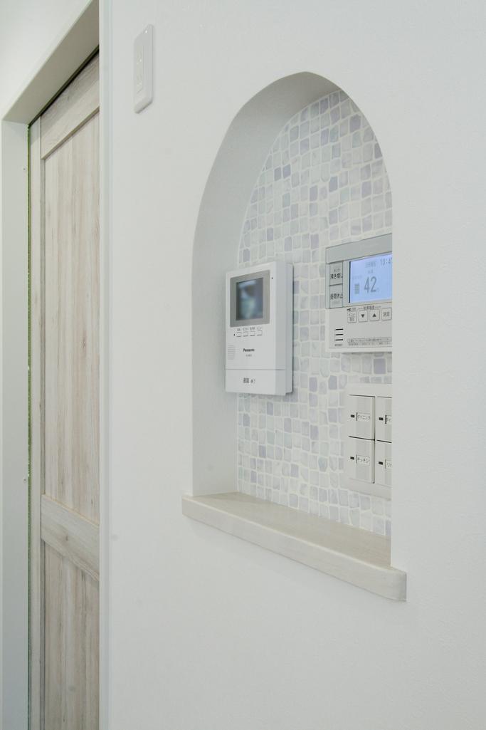 ハーバーハウスの新築 家づくり 事例「たっぷりの棚を用意した趣味室のある家」