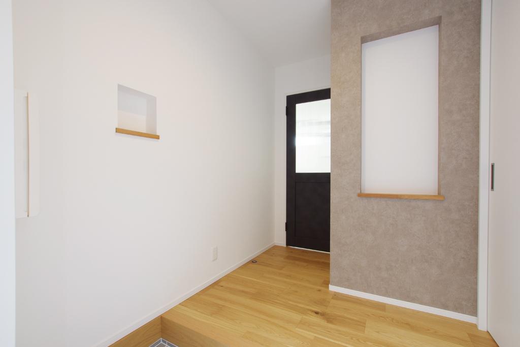 ハーバーハウスの新築 家づくり 事例「たっぷり収納&スマート動線のスタイリッシュなお家」