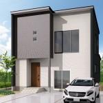 新潟市中央区親松「吹き抜けとスキップフロアのある収納充実の家」住宅完成見学会