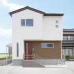 新潟市中央区鏡が岡「敷地を最大限に利用したコンパクトハウス」住宅完成見学会