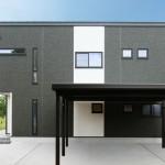 燕市杉柳「広いお庭のあるクールモダンハウス」住宅完成見学会