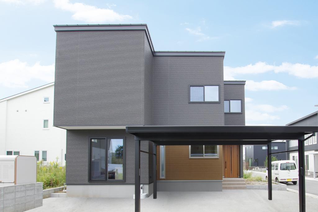 ハーバーハウスの新築 家づくり 事例「片付けも楽ちん たくさん収納を設けた家」