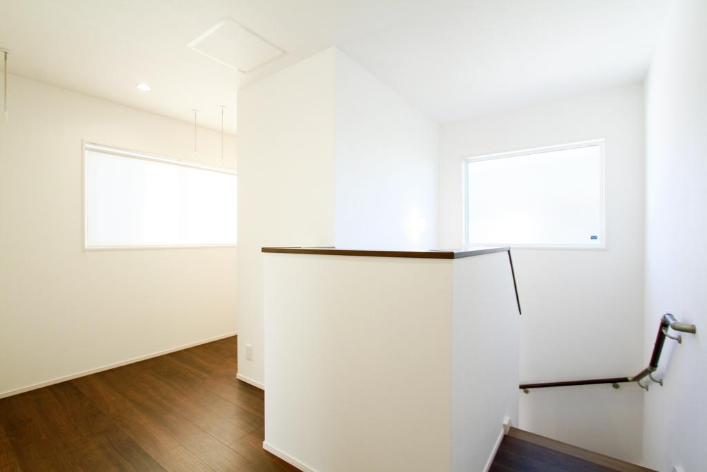 ハーバーハウスの新築 家づくり 事例「造作家具充実!収納たっぷりシンプルナチュラルハウス」