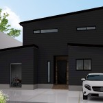 新発田市豊町「REVELTA タイルテラスのあるインナーガレージハウス」住宅完成見学会