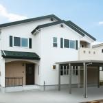 長岡市東栄「MIRAI 広々でも仕切っても使える間取りの共有型二世帯住宅」住宅完成見学会