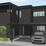 新潟市西区五十嵐二の町「REVELTA バイクガレージとウッドデッキのあるお家」住宅完成見学会