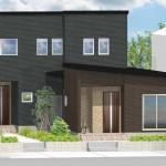 阿賀野市外城町「MIRAI 別々で暮らしながら、隣り合う安心を実現。完全分離型二世帯住宅」住宅完成見学会