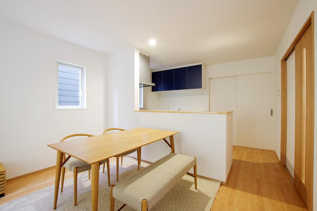 ハーバーハウスの新築 家づくり 事例「グリーン×ホワイトのバイカラーでデザインした外観の家」