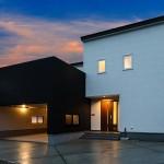 新潟市西区鳥原「REVELTA お部屋の空気も爽やかなインナーガレージハウス」住宅完成見学会