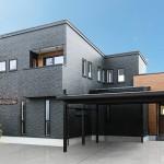長岡市福井町「MIRAI お互いのプライバシーも確保した共有型二世帯住宅」住宅完成見学会