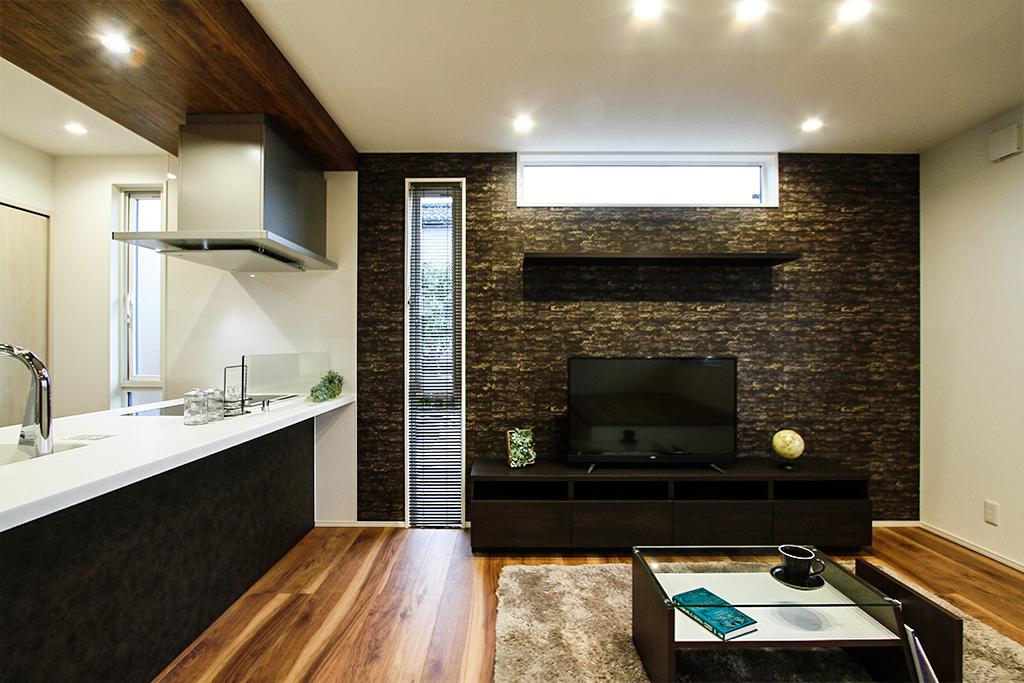 ハーバーハウスの新築 家づくり 事例「MIRAI お互いのプライバシーも確保した共有型二世帯住宅」