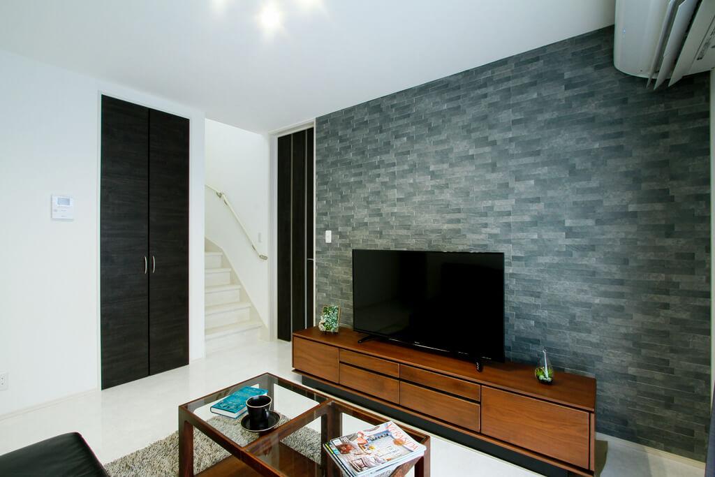 ハーバーハウスの新築 家づくり 事例「ZEPTO モノトーンカラーのスタイリッシュなお家」