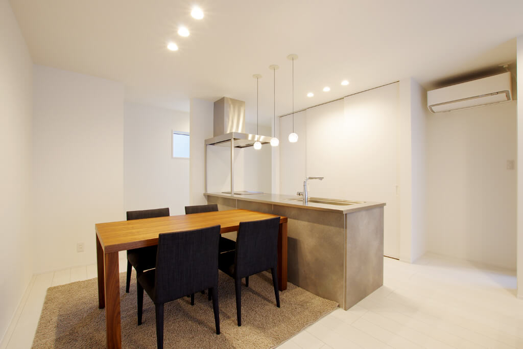ハーバーハウスの新築 家づくり 事例「ORGA すっきりとした暮らしを実現する収納充実の家」