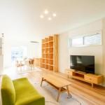 新潟市東区浜谷町「ORGA バリアフリーな、ガルバリウム外壁の家」住宅完成見学会