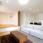 新潟市東区秋葉「収納力抜群!造作TVボードのある家」住宅完成見学会