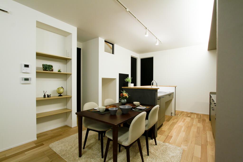 ハーバーハウスの新築 家づくり 事例「プライバシーに配慮した角地に建つ家」