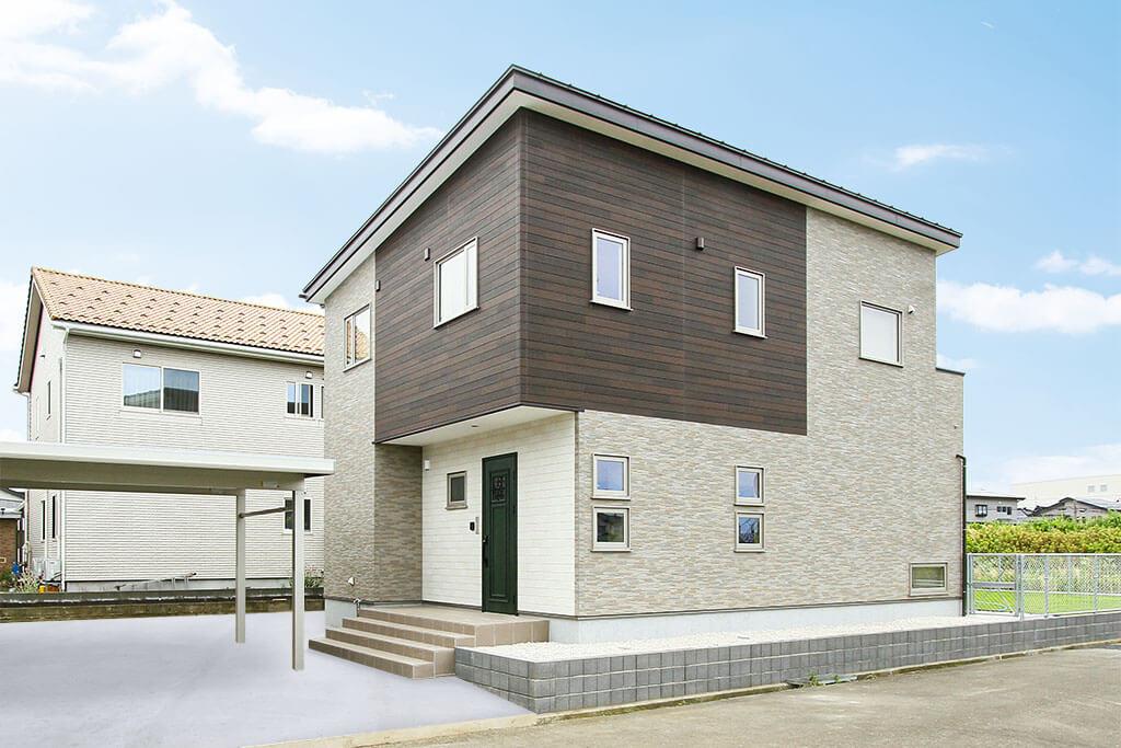 ハーバーハウスの新築 家づくり 事例「ドッグランとつながる大開口リビングの家」(IZU)