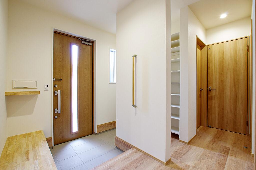 ハーバーハウスの新築 家づくり 事例「MIRAI 畳敷きリビングの共有型二世帯住宅」(MIRAI)